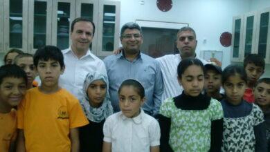 Photo of مدرسة النجاح الابتدائية – عرعرة النقب تحتفل بيوم الرياضيات