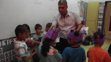 Photo of مؤسسة النجاح الابتدائية عرعرة النقب تستقبل البراعم الجديدة من طلاب البساتين.