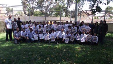Photo of مؤسسة النجاح الابتدائية عرعرة النقب تحتفل بتخريج كوكبة جديدة من طلاب السوادس.