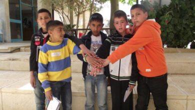 Photo of لقاء مشروع التوأمة المدرسية بين مدرسة النجاح الابتدائية عرعرة النقب ومدرسة دكليم ديمونا.