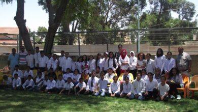Photo of مدرسة النجاح الابتدائية عرعرة النقب تحتفل بتخريج كوكبة جديدة من طلاب السوادس.