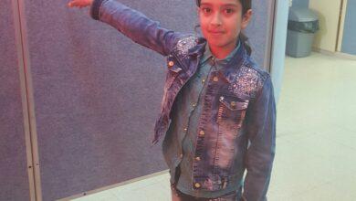 Photo of حصول الطالبة شهد ابو جامع على المرتبة الخامسة ضمن بطولة اللغة الانجليزية القطرية.