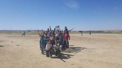 Photo of طلاب وطالبات مؤسّسة النّجاح الابتدائيّة في جولة ترفيهية.