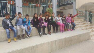 Photo of طلاب مؤسّسة النّجاح الابتدائية يشاركون في امتحان الموهوبين في بلدة حورة.