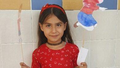Photo of أصبحت طفلاً كبيراً لأترفع للصف الأول.