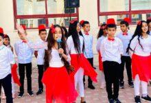 Photo of  احتفال مدرسة النّجاح الابتدائية بمناسبة المولد النبوي الشريف.